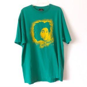 Zion Rootswear Bob Marley Band Graphic Tee